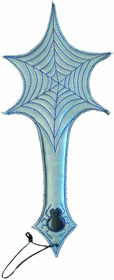Ruff Doggie Spiderweb Paddle Zweep (Laatste)