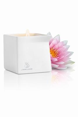 JimmyJane Afterglow natuurlijke Massage Kaars, Pink Lotus