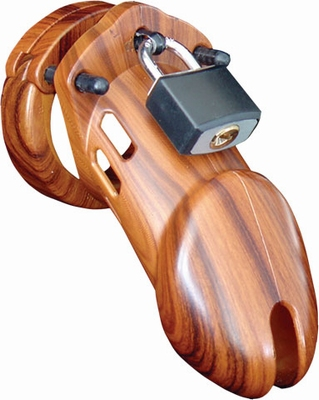 CB6000 Kuisheidskooi / Kuisheidsgordel - Woody Edition