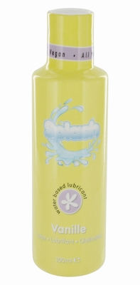 Splash Vanilla Glijmiddel op waterbasis, 100 ml