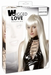 Pruik model Christina, Licht Blond, 60 cm