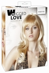Pruik model Yvette, Blond, 45 cm