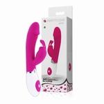 Pretty Love Gene soft skin Tarzan vibrator