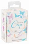 Menstruatie cup by Libimed, herbruikbaar en eenvoudig, large