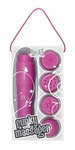 Pocket Rocket - Toy Joy Funky Massager, paars