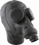 Russisch Gasmasker met oogdoppen