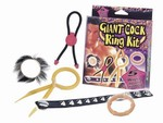 Giant Cockring Kit met 5 verschillende Cockrings